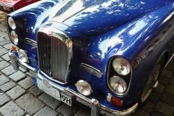 Alvis Coupe TE 21