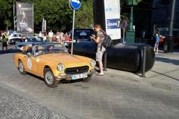MG Midget Cabrio