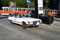 Mercedes-Benz 280 SL R 107