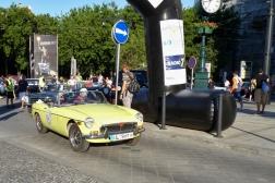 MG Leyland MGB Cabrio