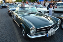 Mercedes-Benz 250 SL
