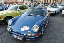 Porsche 911 E-Targa