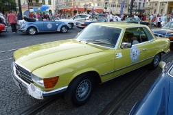 Mercedes-Benz 280 SLC C 107