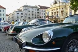Jaguar, Porsche, Triumph