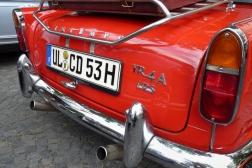 Triumph TR4 A IRS