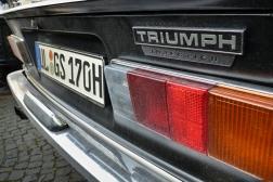 Triumph TR6 PI