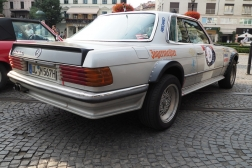 Mercedes-Benz 450 SLC Rallye