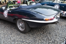 Jaguar E-Type Serie 1 4.2 Roadster