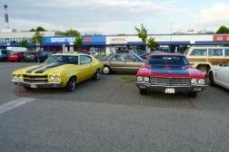 Chevrolet, Buick