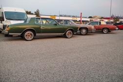 Chevrolet, Cadillac d'Elegance, Oldsmobile