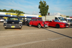 Cadillac, Citroën, Ford Mustang