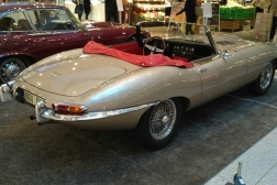 Jaguar E-Type S1 OTS