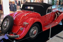 Mercedes-Benz 500 K Roadster - W29