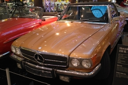 Mercedes-Benz 450 SL - R107