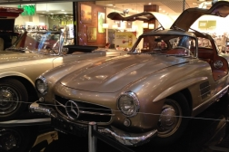Mercedes-Benz 300 SL - W198 Gullwing