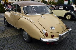 DKW Auto Union 1000 S Coupé DeLuxe