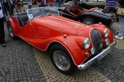 Morgan 8 Roadster