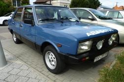 Fiat 131 Supermirafiori 1600