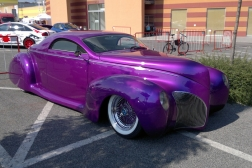Lincoln Zephyr Custom