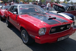 Ford Mustang II Ghia Coupe Custom