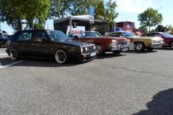 VW, Cadillac, Buick