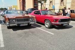 Cadillac Eldorado, Ford Mustang