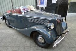 Opel Super 6 2.5L