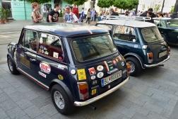 Mini Cooper 1300 a 1000