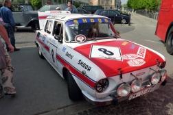 Škoda 110 Rallye