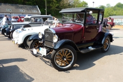 Ford T Doctors Coupe