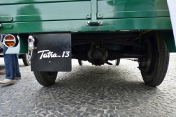 Tatra 13 Pekáreň