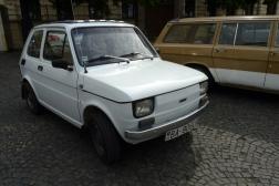 Fiat 126 Bambino 650