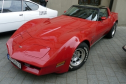 Chevrolet Corvette Cross-fire Injection