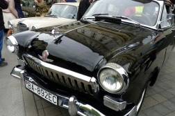 GAZ M 21 Volga