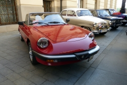 Alfa Romeo Spider 1.6