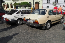 Saab 99 GL 5 Speed