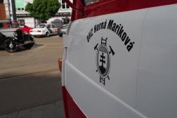 Avia A30 Licence Saviem - hasiči