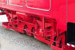 Brúsiaci vozeň Schörling