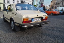 Saab 99 GL 5-speed