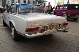 Mercedes-Benz 230 SL Automatic