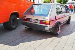 VW Golf Rabbit