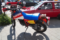 Honda XL 600 R Paris-Dakar