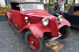 Tatra 52 Roadster Taxi