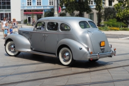 Packard Eight Touring Sedan de luxe