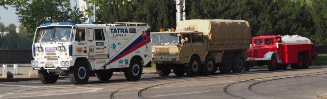 d8e7383eba Prvomájová veterán Tatra rely Bratislava 2019